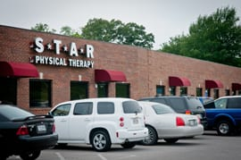 STAR Physical Therapy clinic | Clarksville, TN