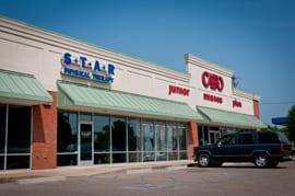 STAR location in Selmer, TN